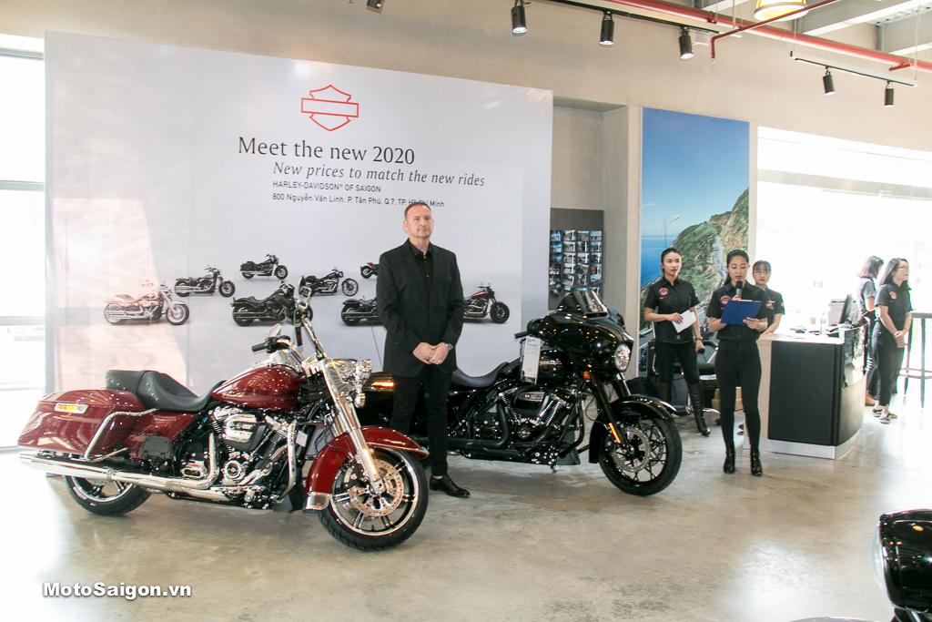 Giá xe Harley-Davidson 2020 mới nhất hôm nay