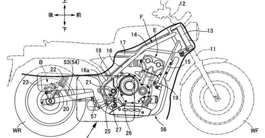 Honda sắp ra mắt mẫu xe Scrambler xilanh đôi tương tự Rebel 500?