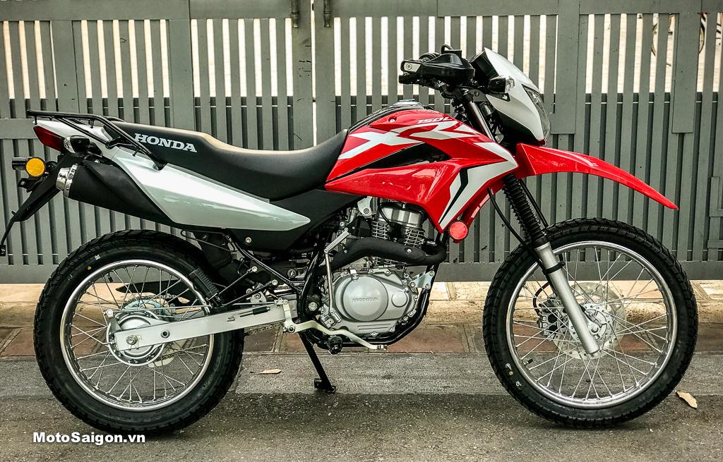 Honda XR150 2020 hàng xuất Châu Âu đã có giá bán tại Việt Nam