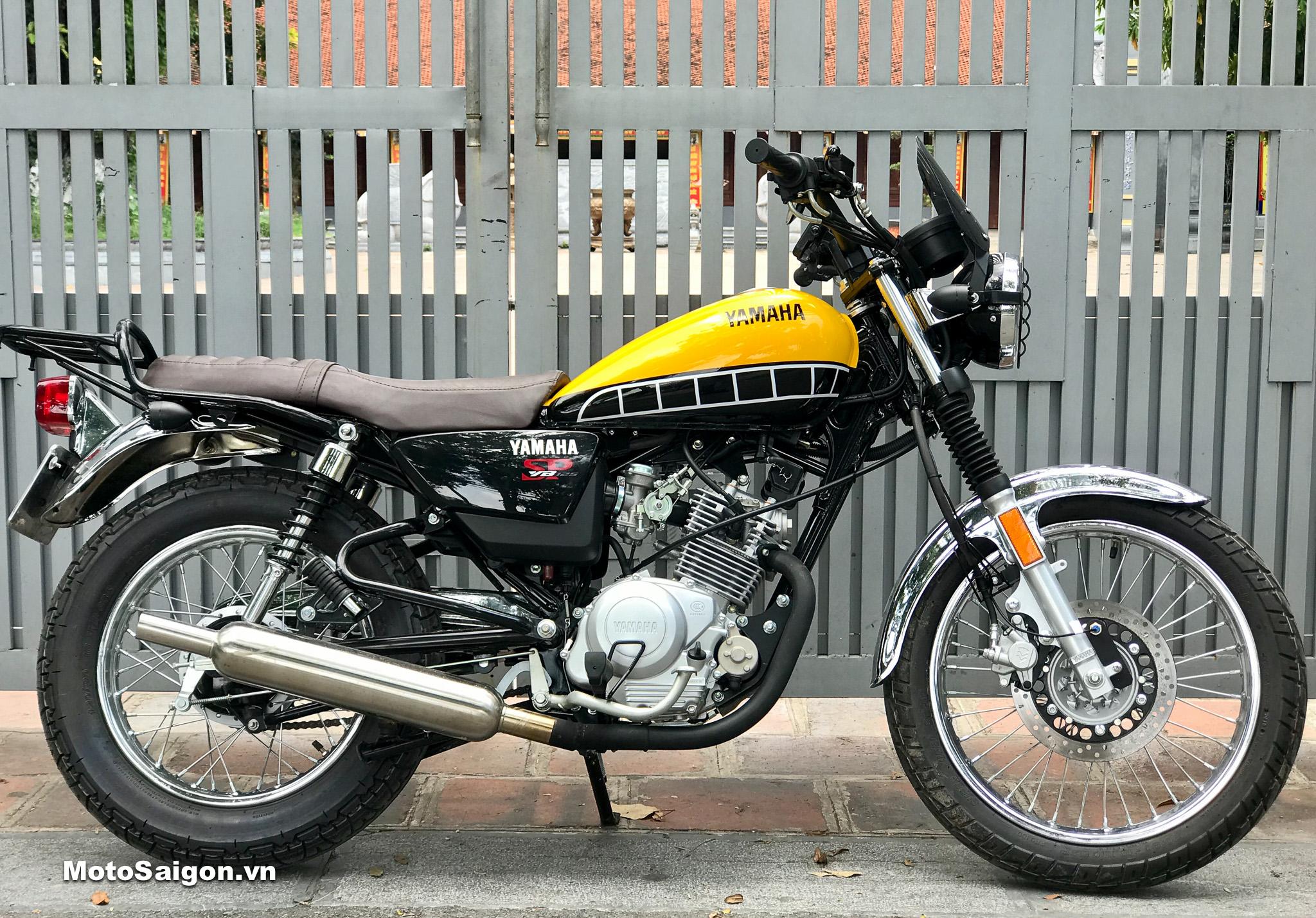 yamaha yb125 2020 do dep danh gia xe motosaigon 5