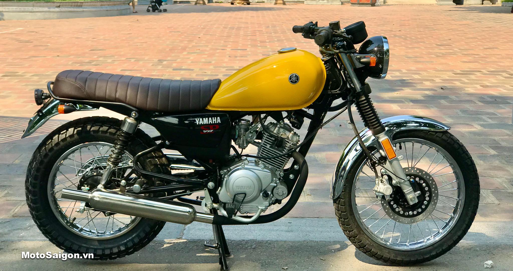 yamaha yb125 2020 do dep danh gia xe motosaigon 8