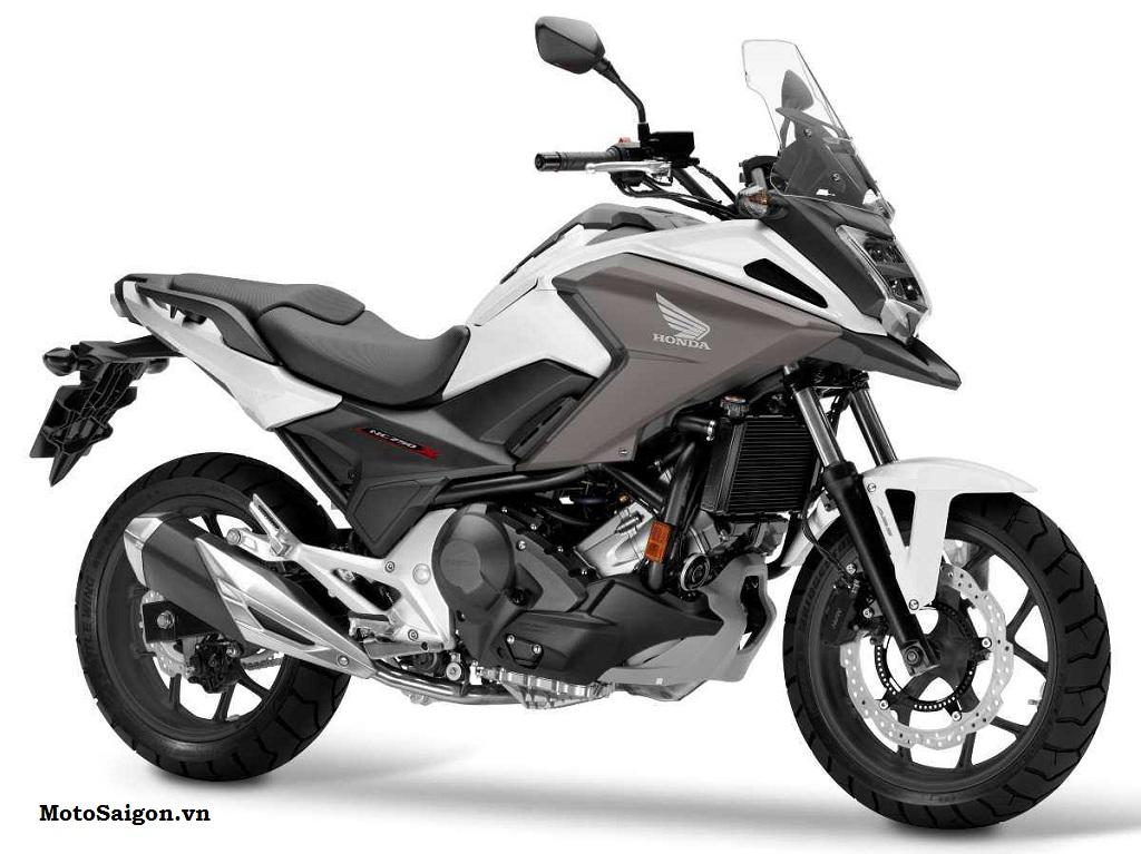 Honda NC750X 2020