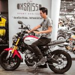 Giá bán Yamaha XSR155 dự kiến hơn 70 triệu đồng khi về Việt Nam