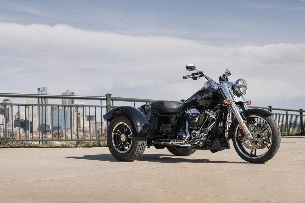 Chi tiết mẫu xe 3 bánh Harley-Davidsoon Freewheeler 2020 ...