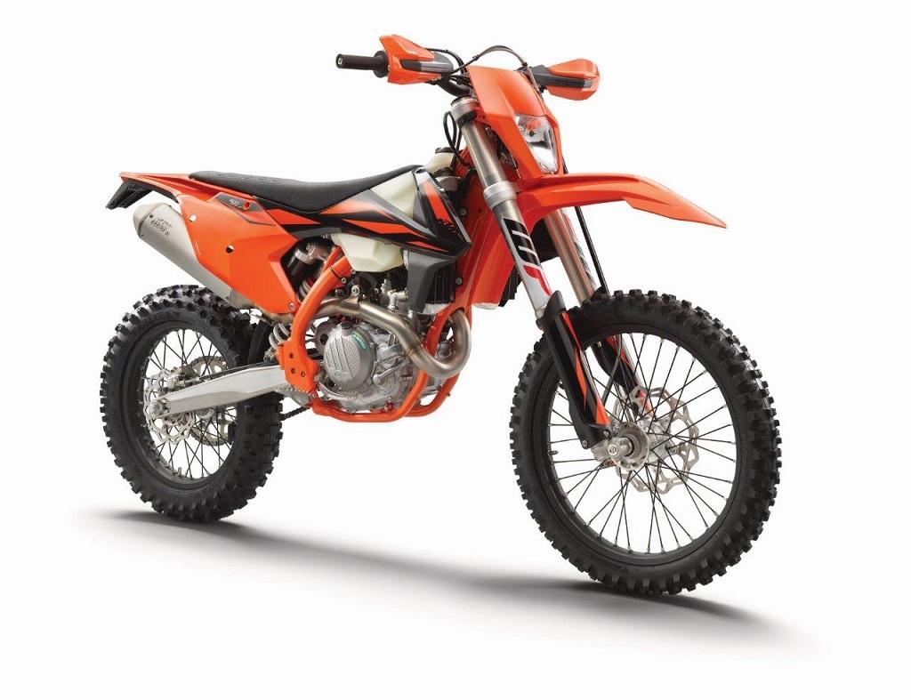 2020 KTM 500 EXC F 06