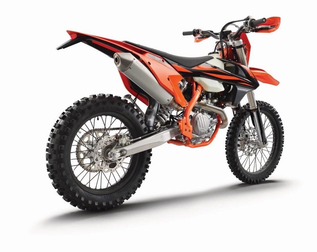 2020 KTM 500 EXC F 07