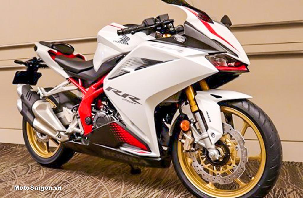 Honda CBR250RR 2020 trang bị smartkey quickshifter đã có giá bán