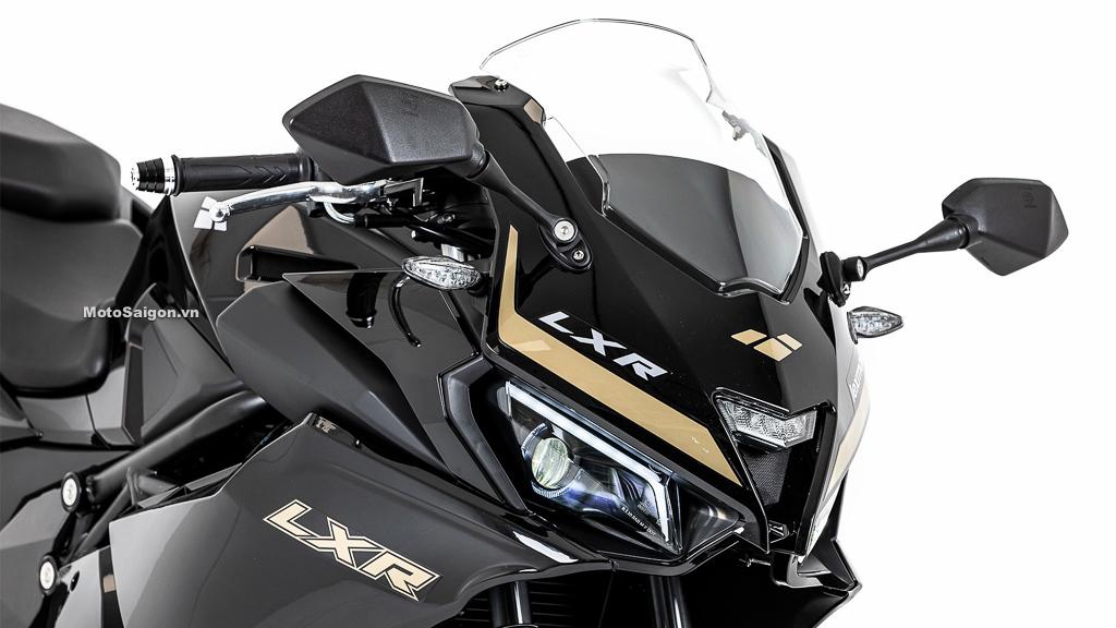 """Cận cảnh mô tô lạ LXR SE thiết kế """"gấu"""" hơn cả CBR150R, R15, GSX-R150"""