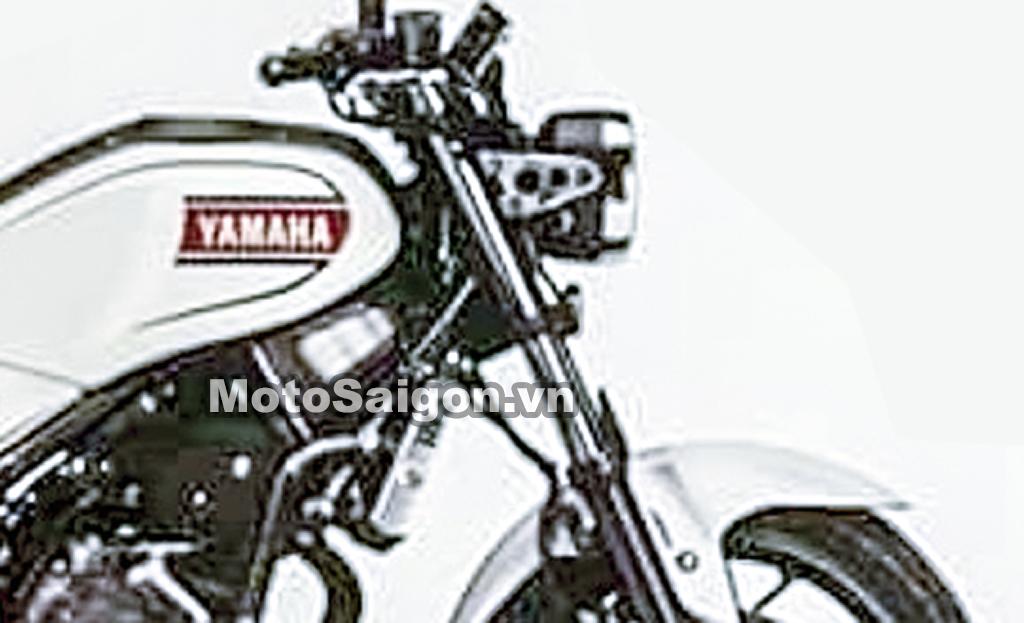 Yamaha XSR300 đàn anh XSR155 lộ hình ảnh thực tế kèm giá bán
