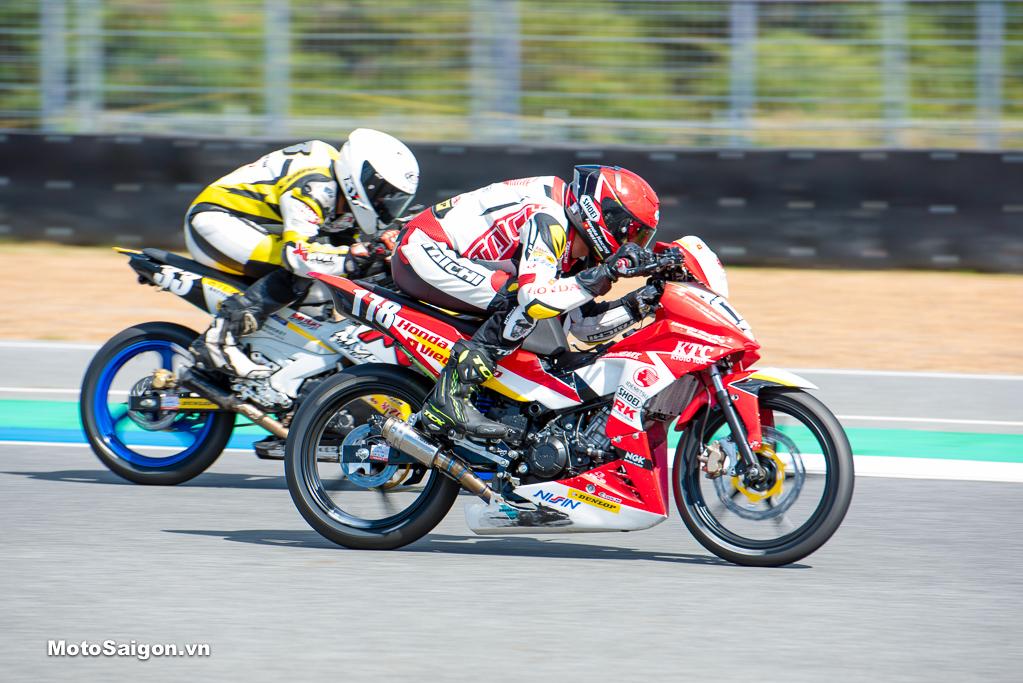 ARRC 2020_Rider Nguyễn Anh Tuấn_ UB150 class