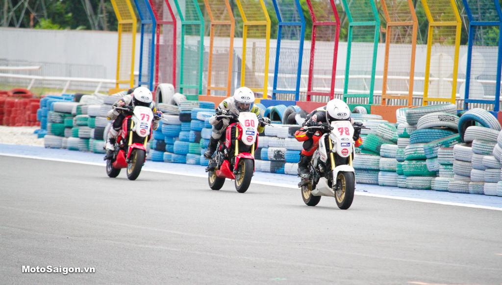VMRC 2020_Hạng mục MSX 125cc