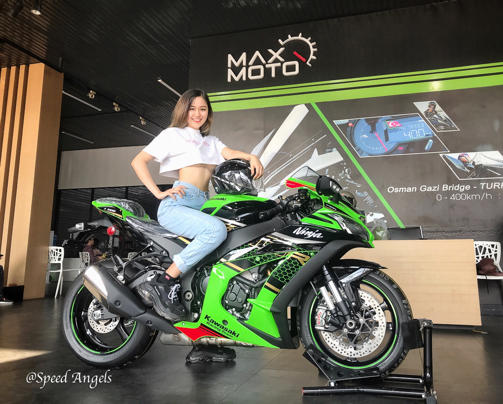 What S New In The Kawasaki Ninja Zx 10r Krt 2020 Had Genuine Price Electrodealpro