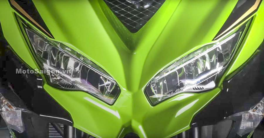Giá xe Ninja ZX-25R | Xe Moto Kawasaki Ninja ZX-25R có giá bán từ 109 triệu đồng