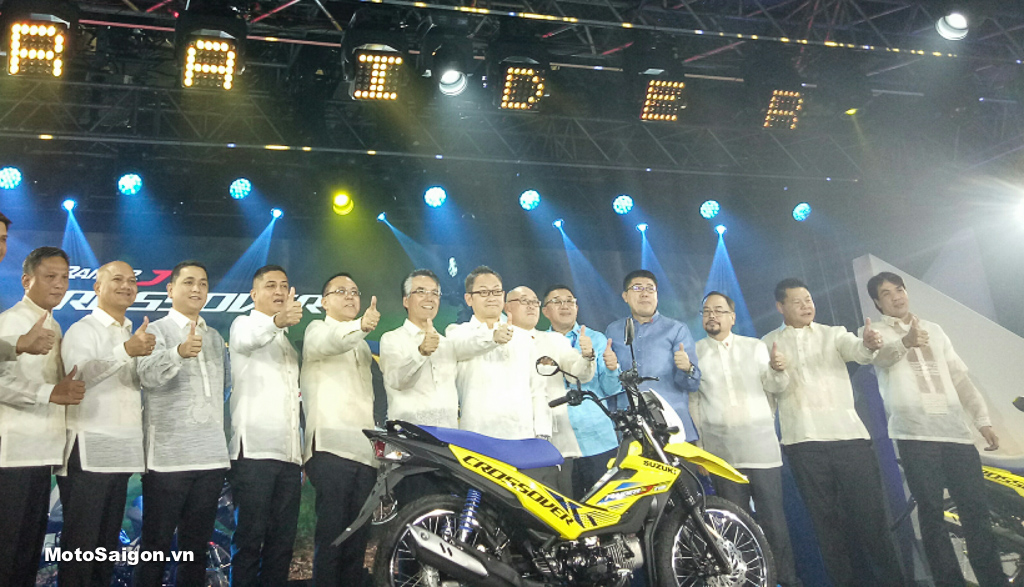 Suzuki Raider J Crossover 2020 bất ngờ ra mắt kèm giá bán