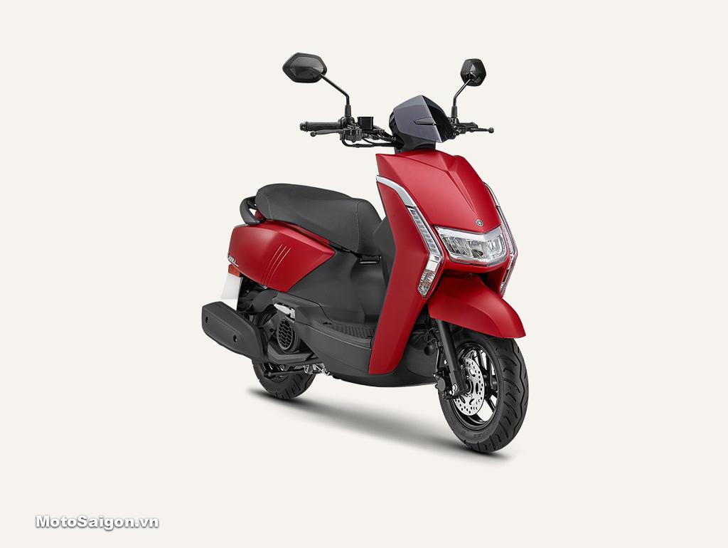 Yamaha Limi 2020 125cc chính thức ra mắt kèm giá bán