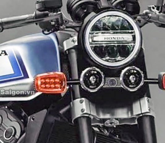 Honda CB1000F Cafe Racer 2020 concept