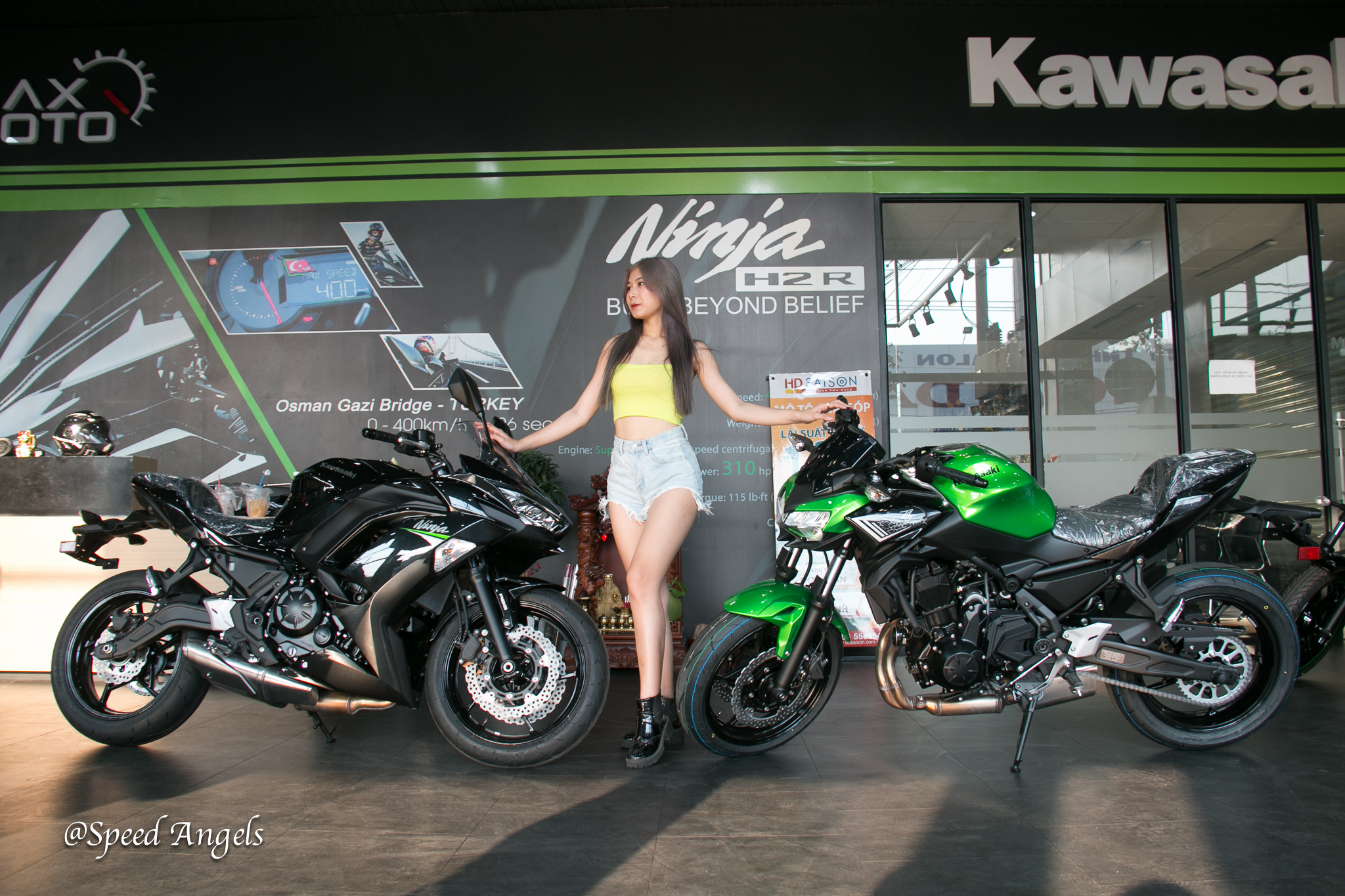 Kawasaki Ninja 650 Z650 2020 có gì mới? đã có giá bán chính hãng