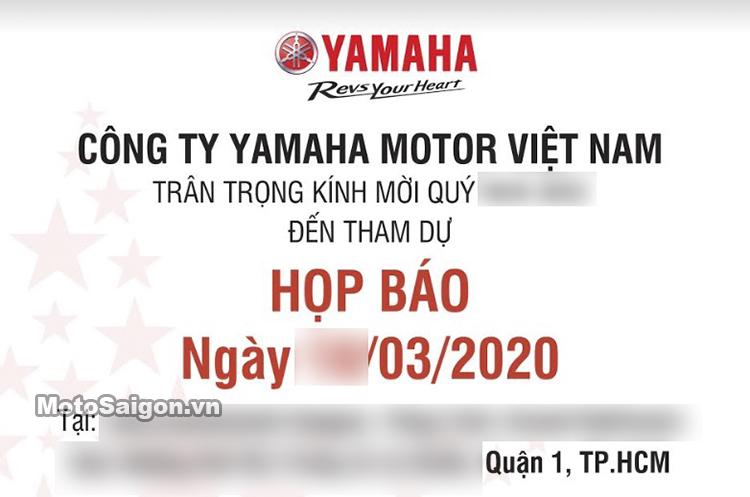 Yamaha Việt Nam chuẩn bị ra mắt Exciter 2020 và các mẫu moto pkl?
