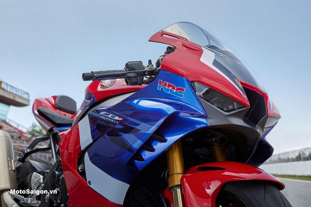 Honda CBR1000RR-R SP Fireblade