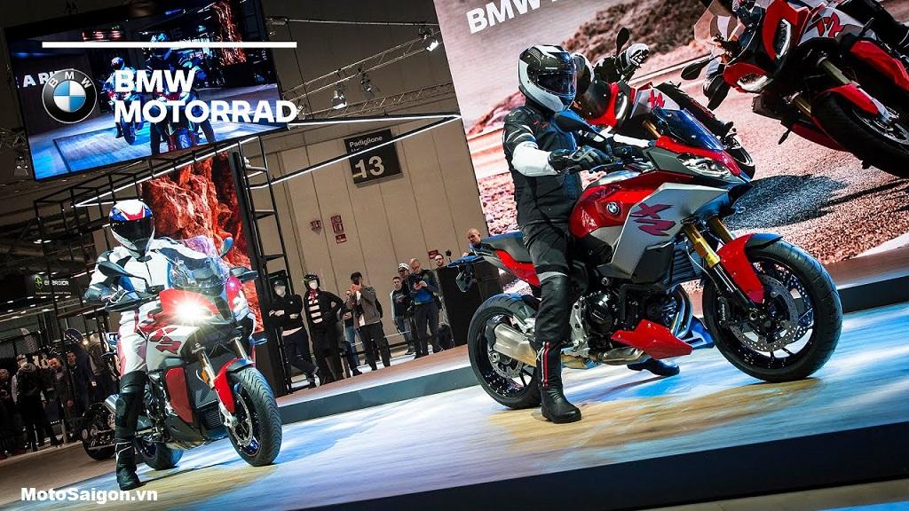 BMW Motorrad tại EICMA 2019