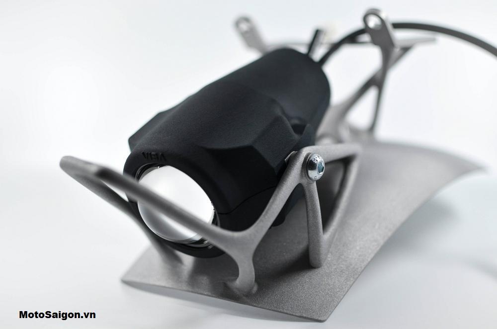 Đầu đèn pha được tạo ra từ công nghệ in 3D
