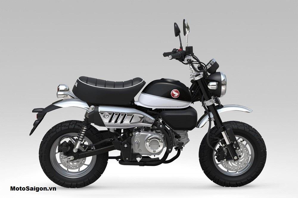 Honda Monkey 125 nguyên bản