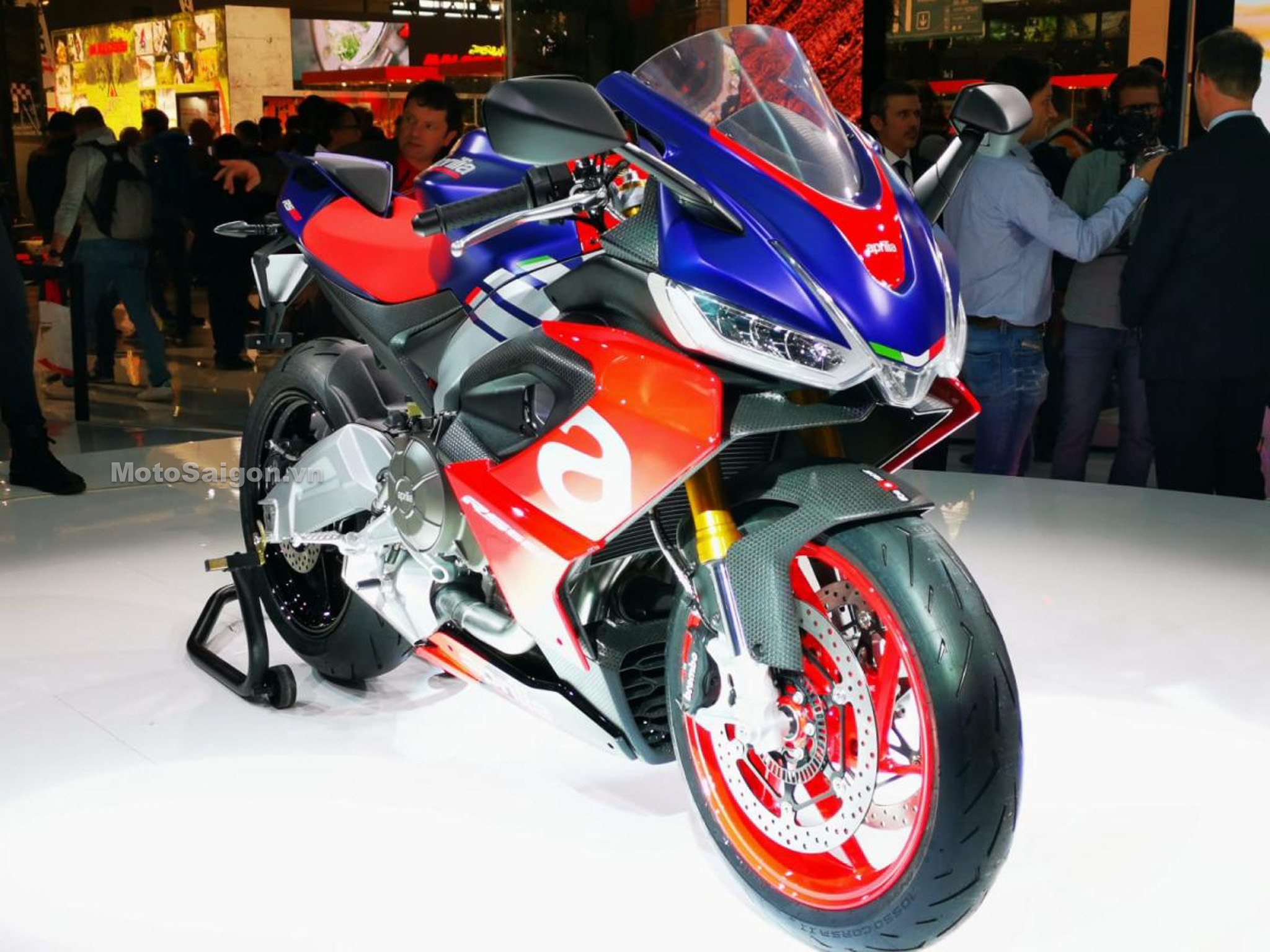 Aprilia RS 660 SuperSport