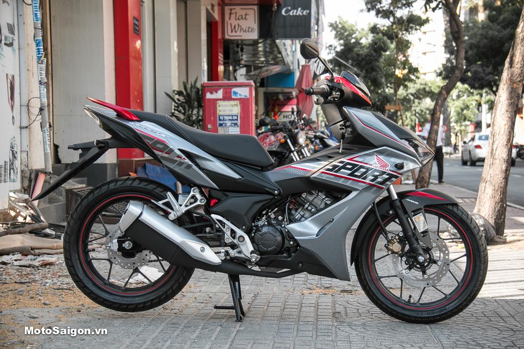 Honda Winner X Sport 2020 màu mới đã có giá bán tại các Head Honda