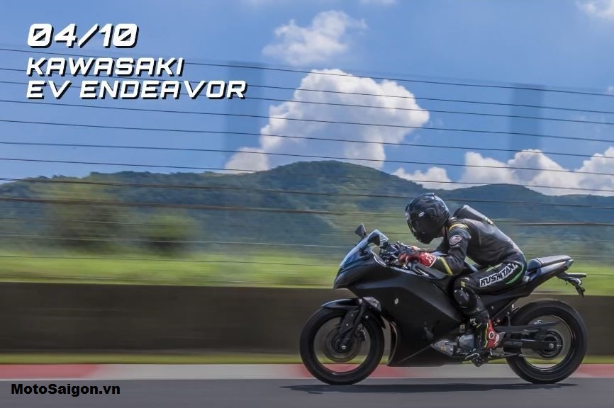 Kawasaki Endeavour