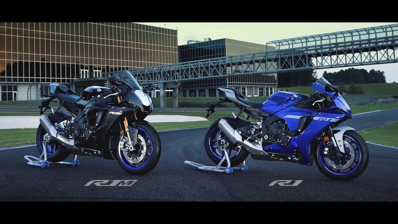 Yamaha R1 và R1M 2020