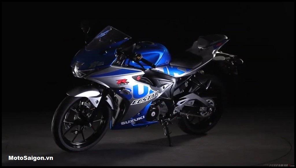 Sportbike Suzuki GSX-R150 2020 đã ra mắt trước đó