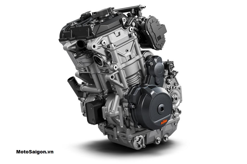 Động cơ trên KTM 790