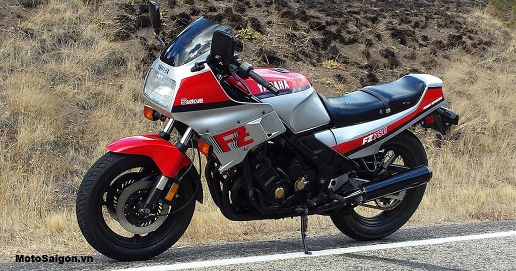 Yamaha FZ750 1985