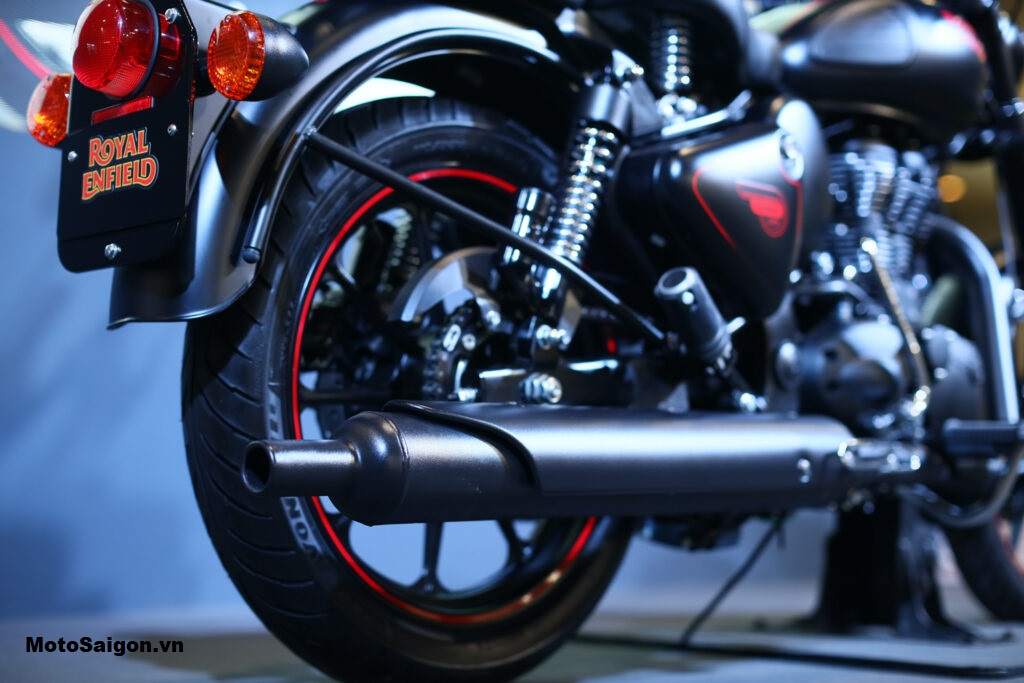 Royal Enfield Classic 500 Stealth Black Edition Limited Edition Special Electrodealpro