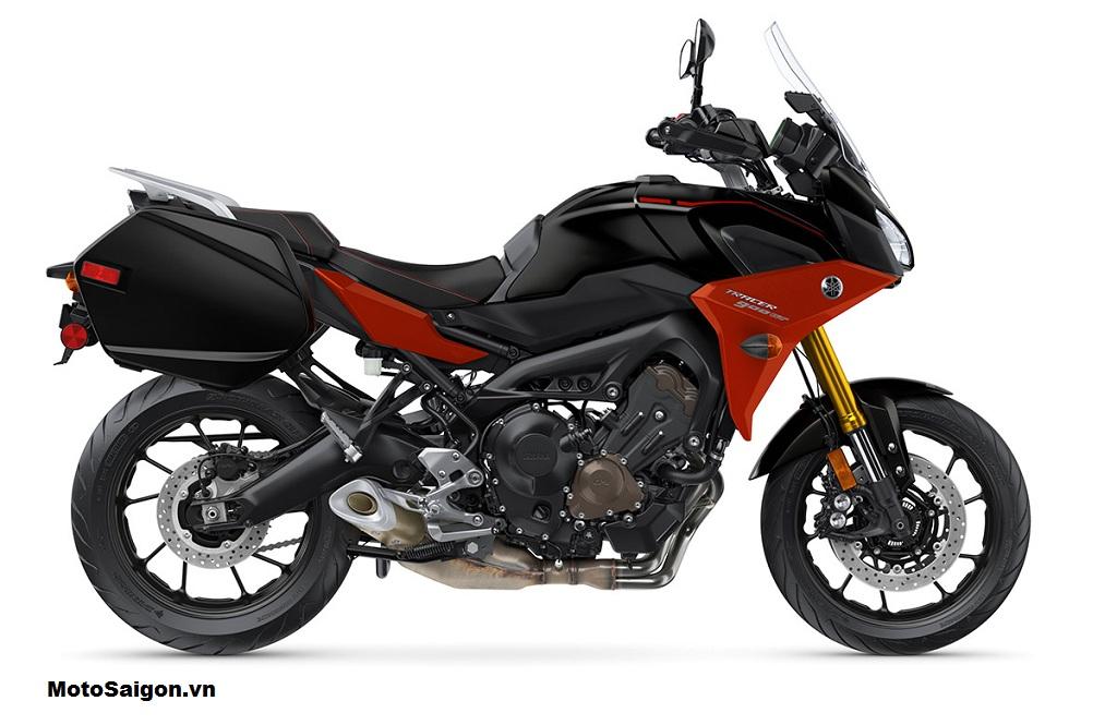 Phiên bản tiêu chuẩn Yamaha Tracer 900 GT 2020