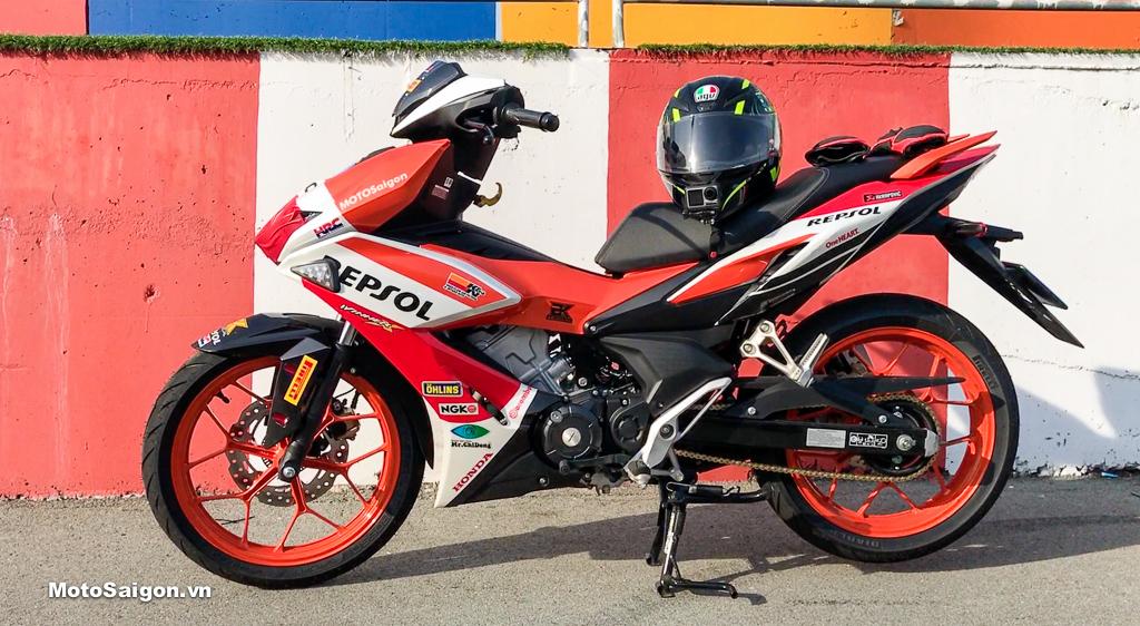Đánh giá lốp Pirelli Diablo Rosso Sport trên Winner X sau 5000 km