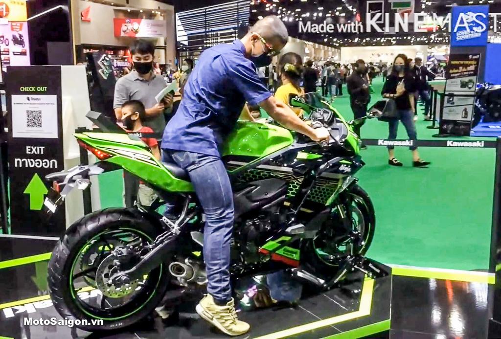 Kawasaki Ninja ZX-25R KRT