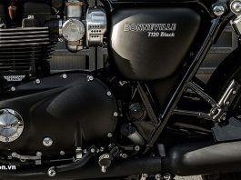 Động cơ Bonneville T120 Black