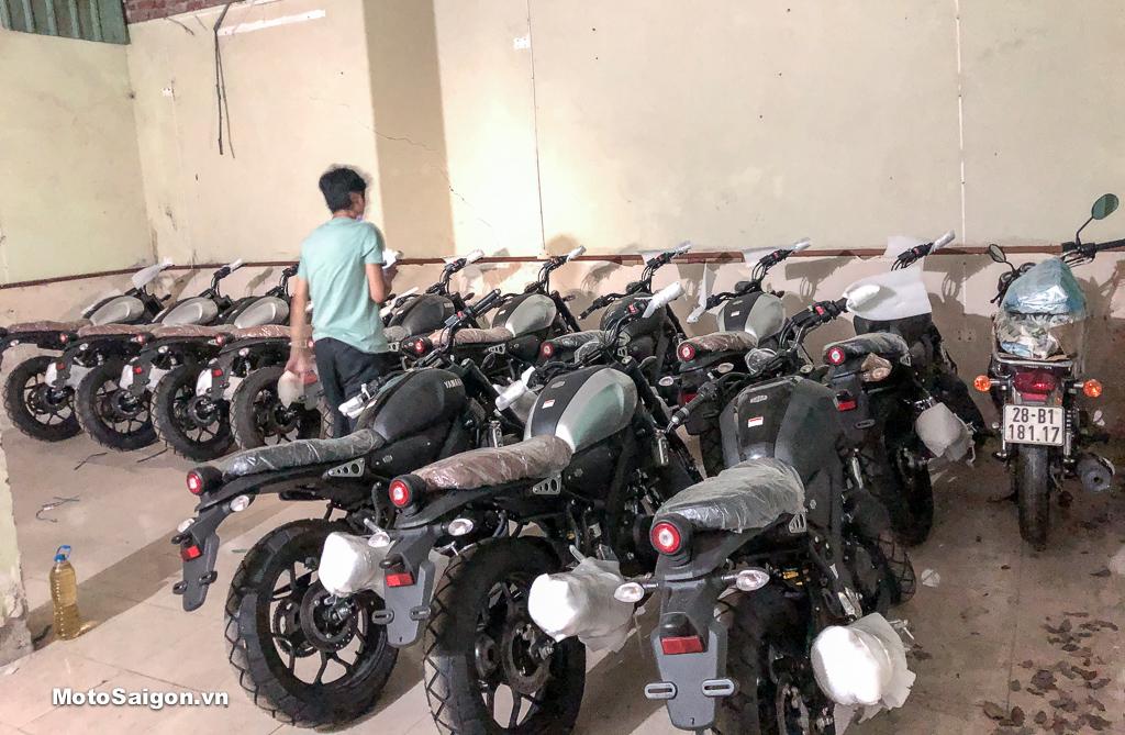 Yamaha XSR 155 2020 về Việt Nam số lượng lớn giá phá đảo