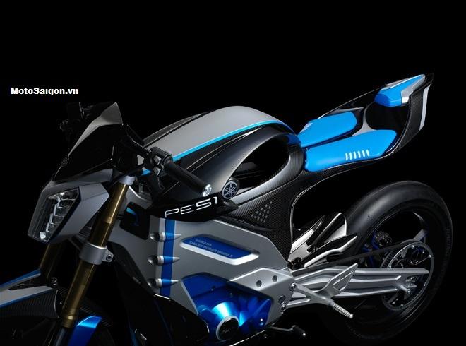 Concept Yamaha PES1 từng xuất hiện tại EICMA 2013