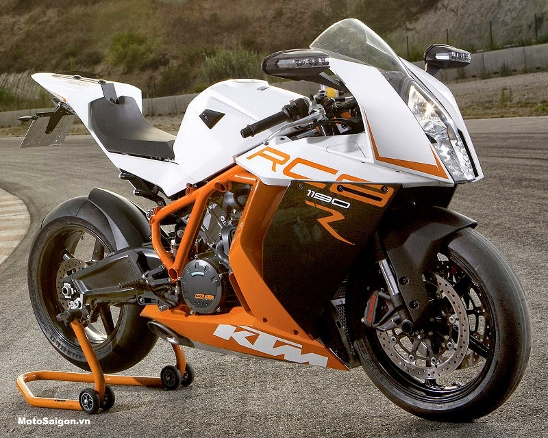 KTM RC8R 2015