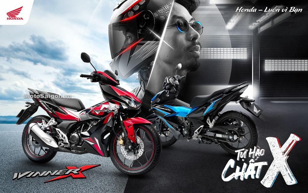 Honda Việt Nam ra mắt Winner X 2020 phiên bản mới kèm giá bán