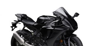 Yamaha YZF-R1 Open Indent