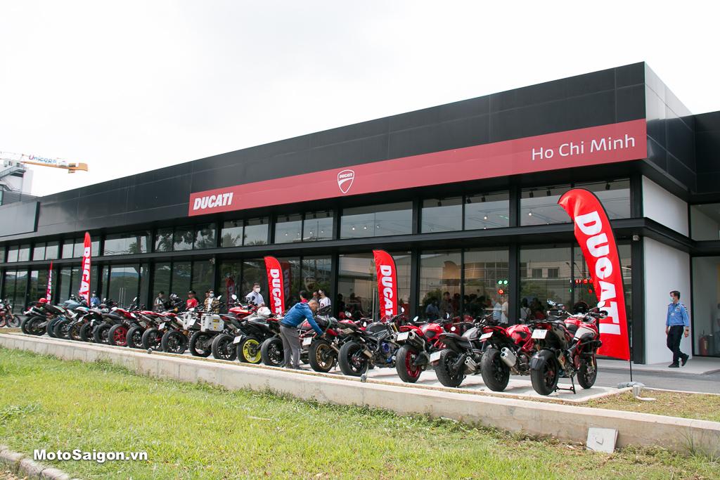 Showroom Ducati Việt Nam (Hồ Chí MInh)