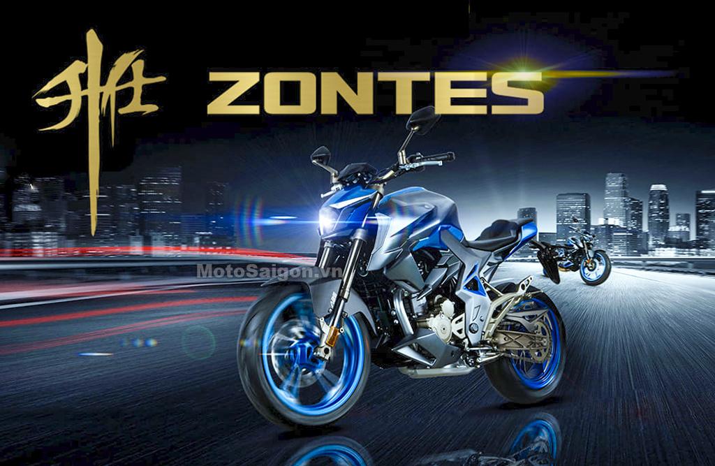 Giá xe Zontes chính hãng tại cửa hàng showroom Zontes Việt Nam mới nhất