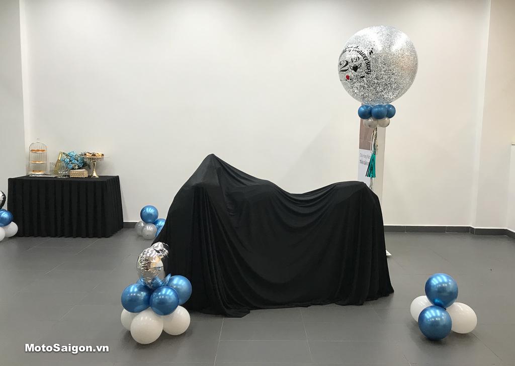 Lễ bàn giao xe BMW S1000RR 2020 do Showroom THACO BMW Motorrad Sala tổ chức