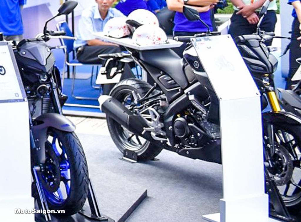 Yamaha MT-03 2020 phiên bản mới xuất hiện tại Đại hội Y-Riders Fest