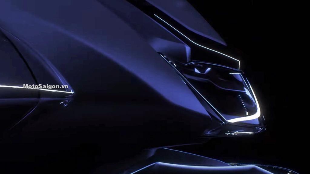 Honda SH350 mạnh mẽ hơn SH300i lộ ảnh thực tế sắp có giá bán