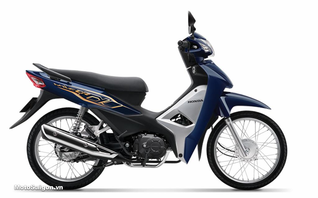Honda Wave Alpha 110cc 2020 phiên bản mới đã có giá bán
