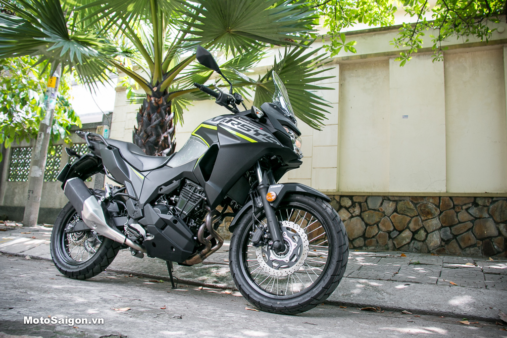 Kawasaki Versys-X 300 2021 có gì mới? giá bán từ 145 triệu đồng